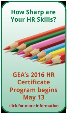 HR Certificate Program Callout