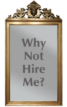 hire me mirror
