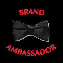 Brand Ambassador bowtie