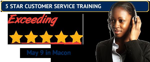Customer Service Training Callout Image