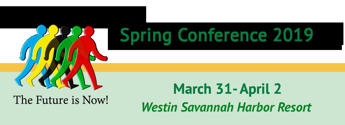 2019 Spring Conference Banner Image
