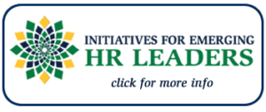 Small column ad for HR Initiative Series