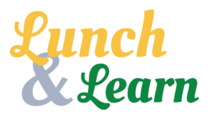 Large Lunch and Learn Logo