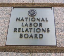 NLRB Plaque
