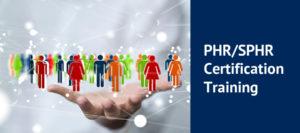 PHR Training banner image