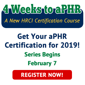 aPHR Training Series Registration CTA