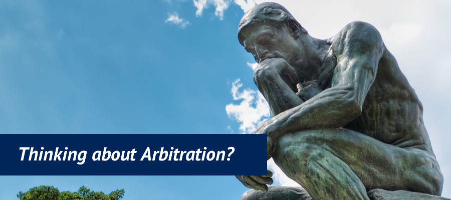 arbitration article banner image