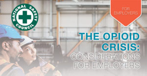 Opioids in the Workplace banner image