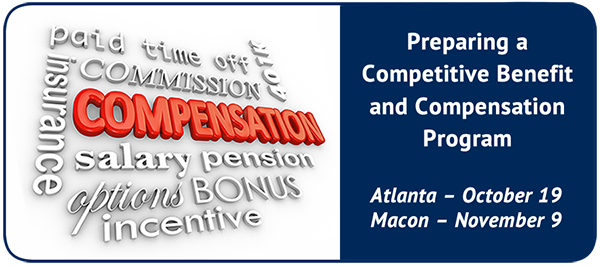 Callout Banner for Benefit and Compensation Workshops