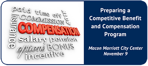 Benefit and Compensation Seminar Banner ad