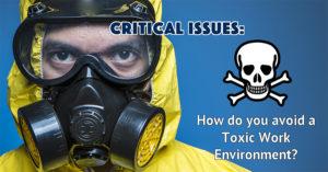 toxic work environment image