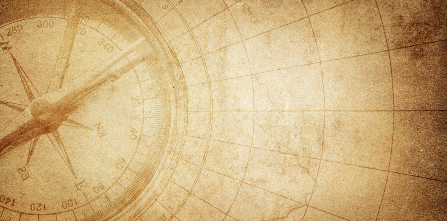 Compass Banner Background image