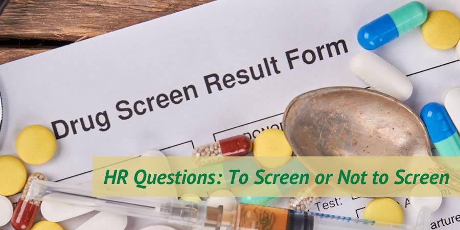 Drug Screen Banner Image