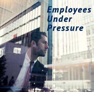 employee finance pressure image