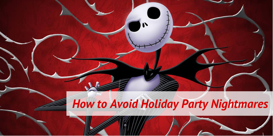 Holiday Party Nightmare Masthead Image