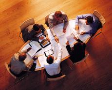 management meeting overhead
