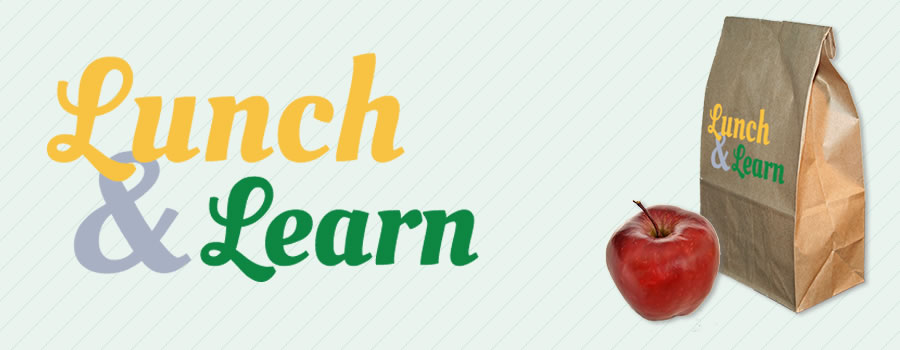 Lunch and Learn Banner Image