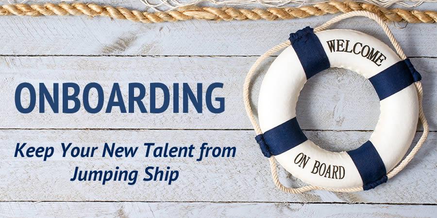 New Employee Onboarding banner image
