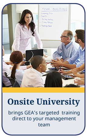 Onsite University Callout