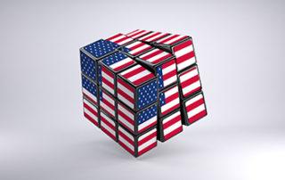 Rubik's Cube Flag Thumbnail