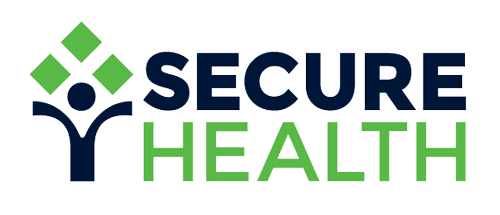 secure health logo