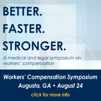 Callout for Workers Comp Symposium
